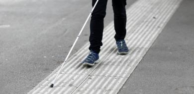 hjälpmedel för synskadade